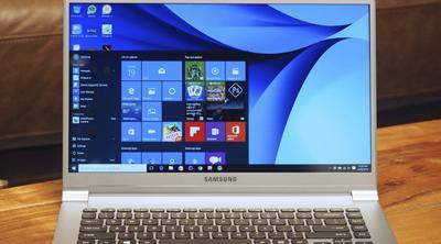Samsung y su portátil de 15' más ligero que el MacBook