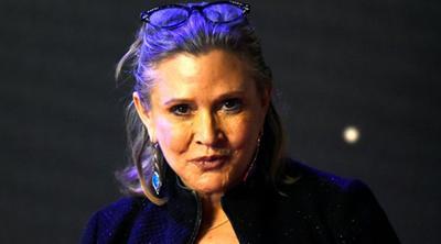 Carrie Fisher (Princesa Leia Organa) ha sufrido un problema cardíaco