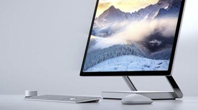 Las cifras dejan en buen lugar a Surface Studio