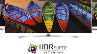 LG renueva su gama de televisores 4K con mejoras de color