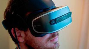 Lenovo presenta sus gafas de realidad virtual con capacidades holográficas