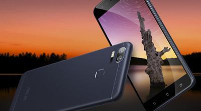 El ASUS Zenfone 3 Zoom ya es oficial