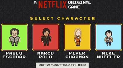 El juego de Netflix con los protagonistas de sus series