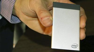 Intel Compute Card, el ordenador reducido al mínimo