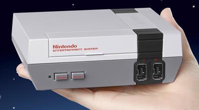 Consiguen hackear y añadir nuevos juegos a la Classic Mini de Nintendo