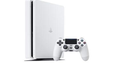 Sony lanza el próximo 24 de enero una nueva PS4 Slim de color blanco