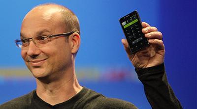 Andy Rubin, creador de Android, está desarrollando un teléfono modular