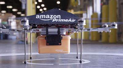 Amazon prepara las pruebas de tecnología inalámbrica para su envío por dron en el estado de Washington