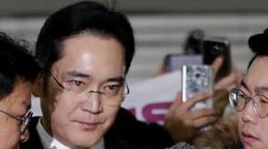 El fiscal estudia detener al vicepresidente de Samsung en el caso de corrupción de la presidenta de Corea del Sur