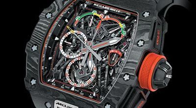 Gracias al grafeno se ha creado el reloj mecánico más ligero del mundo