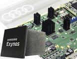 Samsung encuentra mercado para Exynos en el mundo del automóvil