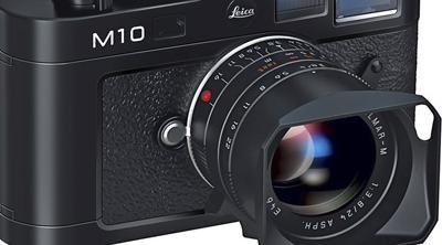 Nueva compacta M10, el nuevo modelo de Leica