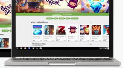 Todos los Chromebooks lanzados a partir de 2017 podrán soportar aplicaciones Android