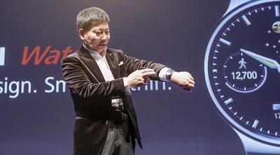 El Huawei Watch 2 podría llegar el próximo mes