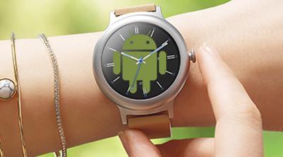 Google y LG presentan los primeros relojes con Android Wear 2.0