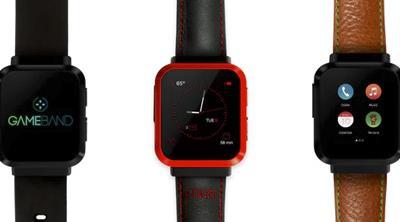 Gameband, el smartwatch con juegos retro incorporados