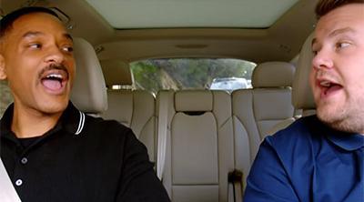 Apple comparte el primer tráiler de su 'Carpool Karaoke'