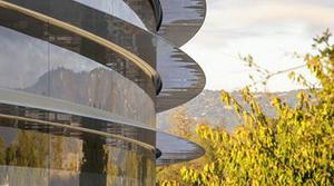 El nuevo campus de Apple se abrirá a los empleados en abril