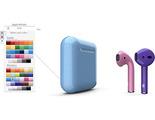 ¿Quieres AirPods de colores? Ya puedes tenerlos