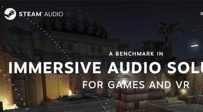 El software de desarrollo de sonido Steam Audio será gratis