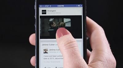 La publicidad llegará a los vídeos de Facebook de una manera bien visible