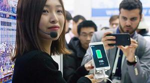MWC: Meizu presenta su sistema para cargar una batería de 3.000 mAh en menos de veinte minutos
