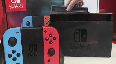 La consola Nintendo Switch destacará por ser fácil de reparar