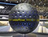Los neumáticos inteligentes que planea Goodyear