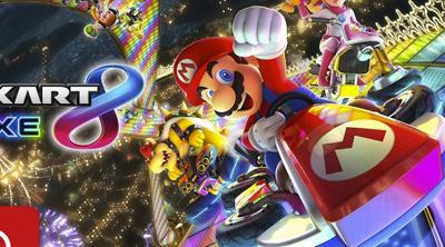 Nintendo ya da detalles sobre Mario Kart 8 Deluxe