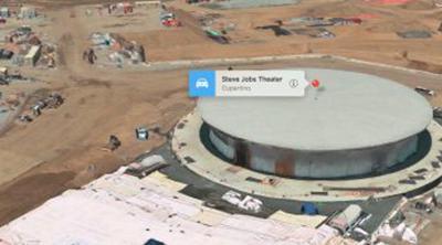 ¿Quieres ver el nuevo Apple Park? Apple Maps te permite hacerlo
