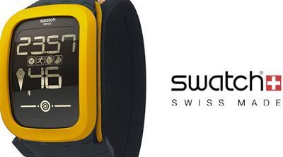 Swatch lanzará su propio sistema operativo para smartwatch