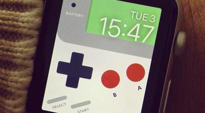 Nuevo emulador de GameBoy para el Apple Watch