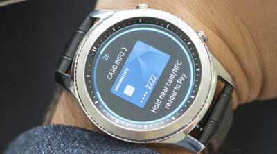 Nueva versión del Gear S3 de Samsung con conexión LTE