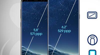 'Samsung Galaxy S8' y 'Galaxy S8+' anunciados oficialmente