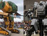 La primera batalla de robots gigantes se hará en agosto de 2017