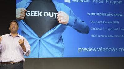 Windows Insider también estará disponible para empresas