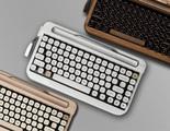 La moda vintage llega a los teclados Bluetooth con Penna