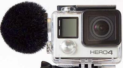 Sennheiser MKE 2, un micro pensado para la GoPro