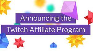 Twitch lanza el sistema de afiliados que permitirá a más streamers ganar dinero