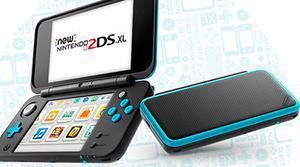 Nintendo presenta la New Nintendo 2DS XL y confirma que sigue apostando en la plataforma 3DS