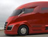 Elon Musk comparte en Twitter la primera imagen del camión Tesla