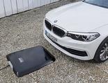 BMW presenta su modelo de carga inalámbrica de coches