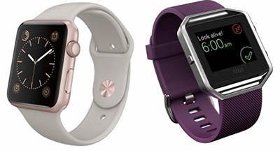 Apple, el mayor vendedor de wearables de 2017