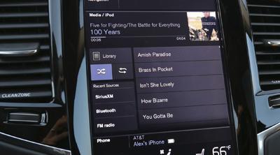 Volvo prepara junto a Google un sistema de seguridad a bordo para sus futuros coches