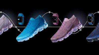 Nike anuncia nuevas correas para el Apple Watch en conjunto con sus zapatillas