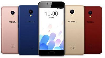 Meizu M5c, el nuevo smartphone de gama baja de Meizu