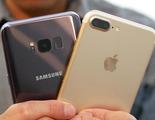 iPhone 7 Plus VS Samsung Galaxy S8: la interminable batalla entre Apple y Samsung