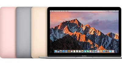 Las ventas de portátiles de Apple han aumentado durante el primer trimestre de 2017