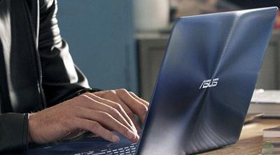 Asus ZenBook Pro UX550 con pantalla táctil 4K