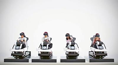 Nintendo tendrá su primer juego de realidad virtual con Mario Kart Arcade GP VR